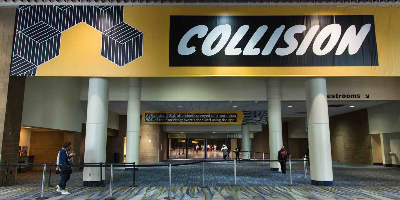 Collision announces initial speaker lineup for 2018 edition