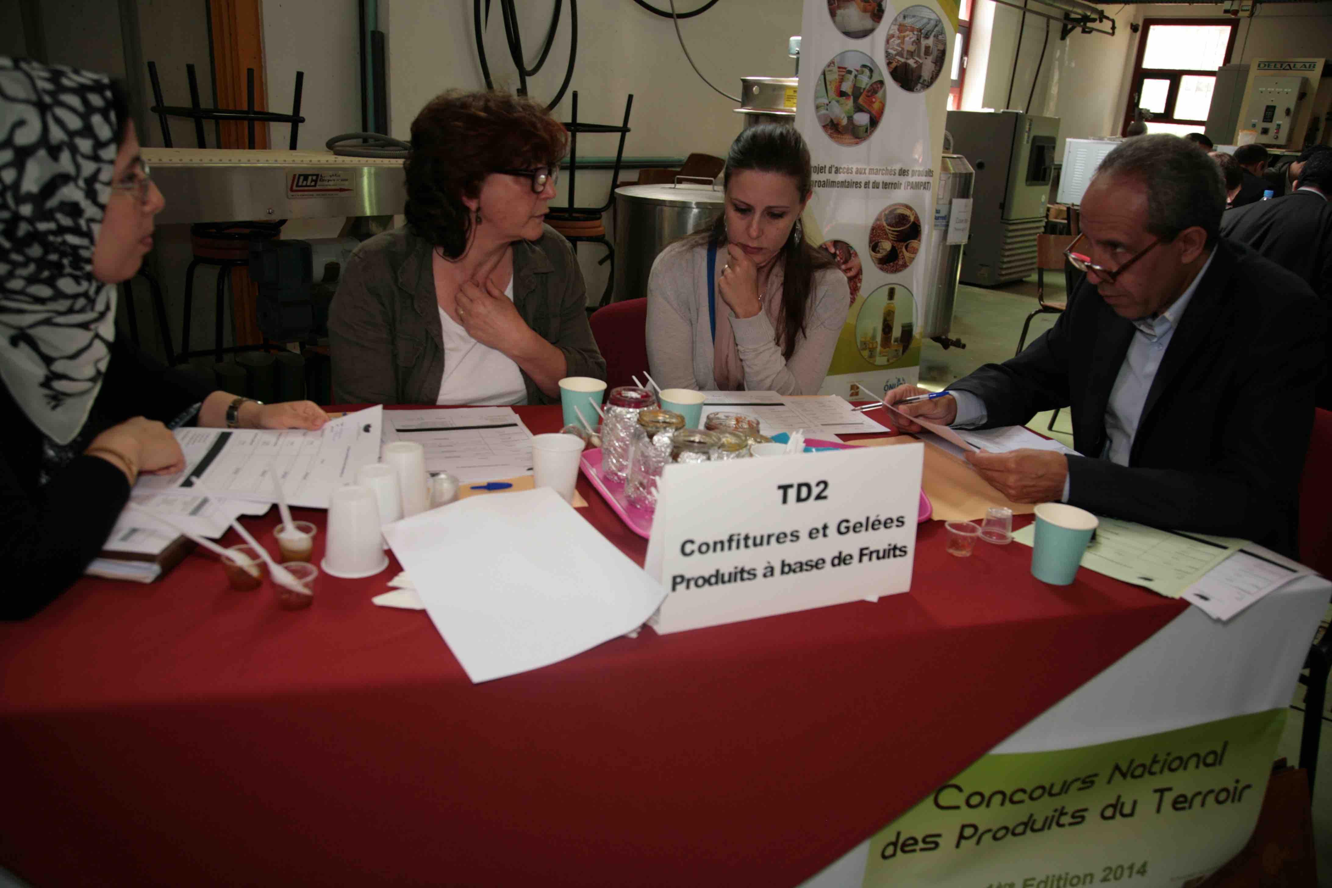 Concours Marocain des Produits du Terroir