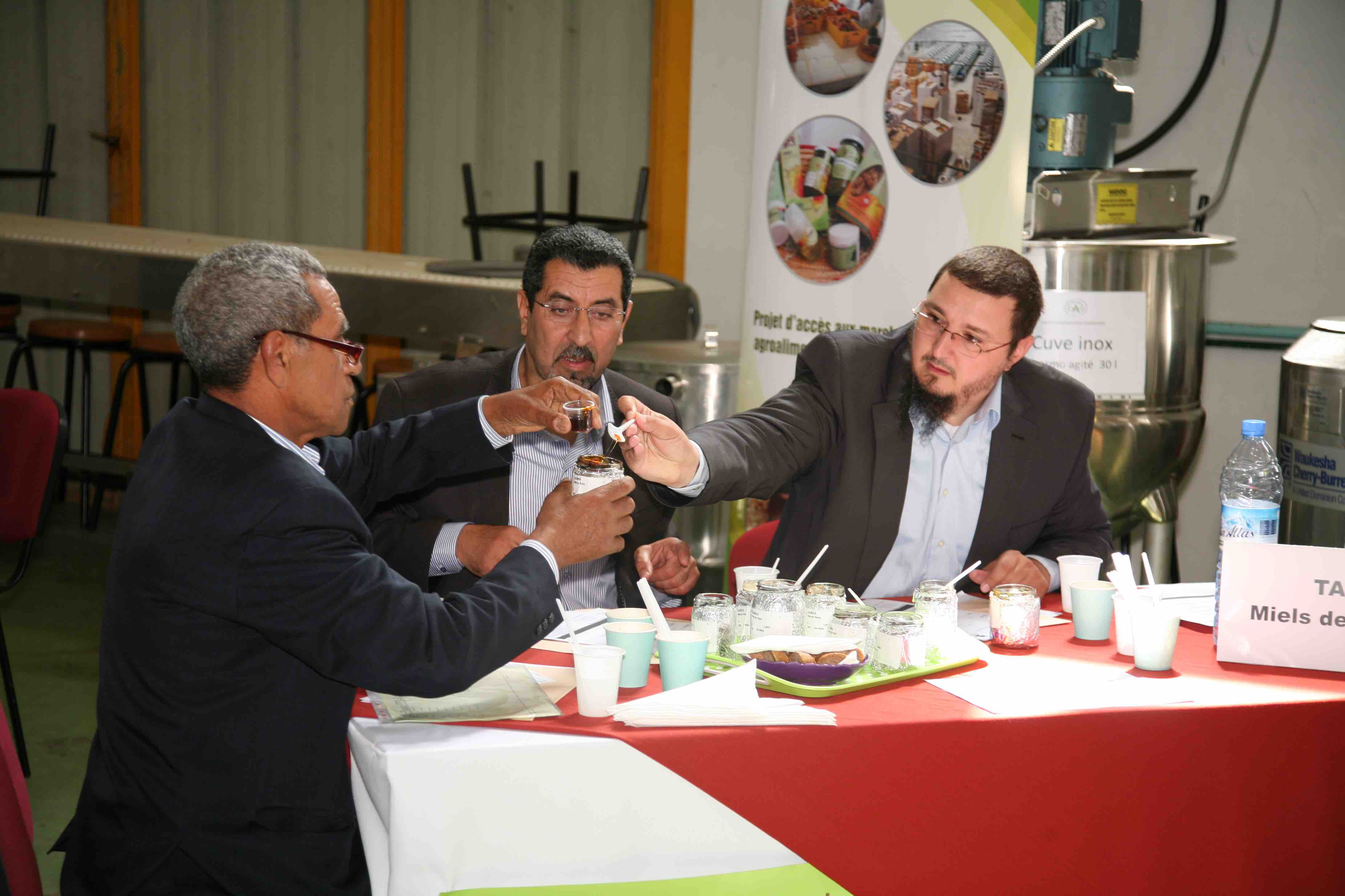 Concours Marocain des Produits du Terroir 02