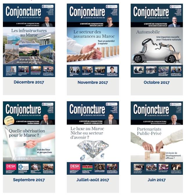 Conjoncture CFCIM