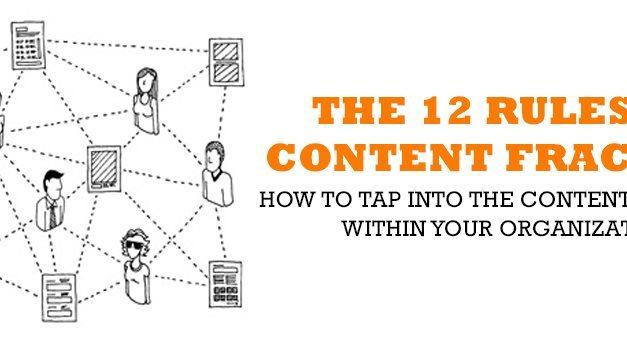 #Infographie : Comment mobiliser vos collègues pour en faire des créateurs de contenu