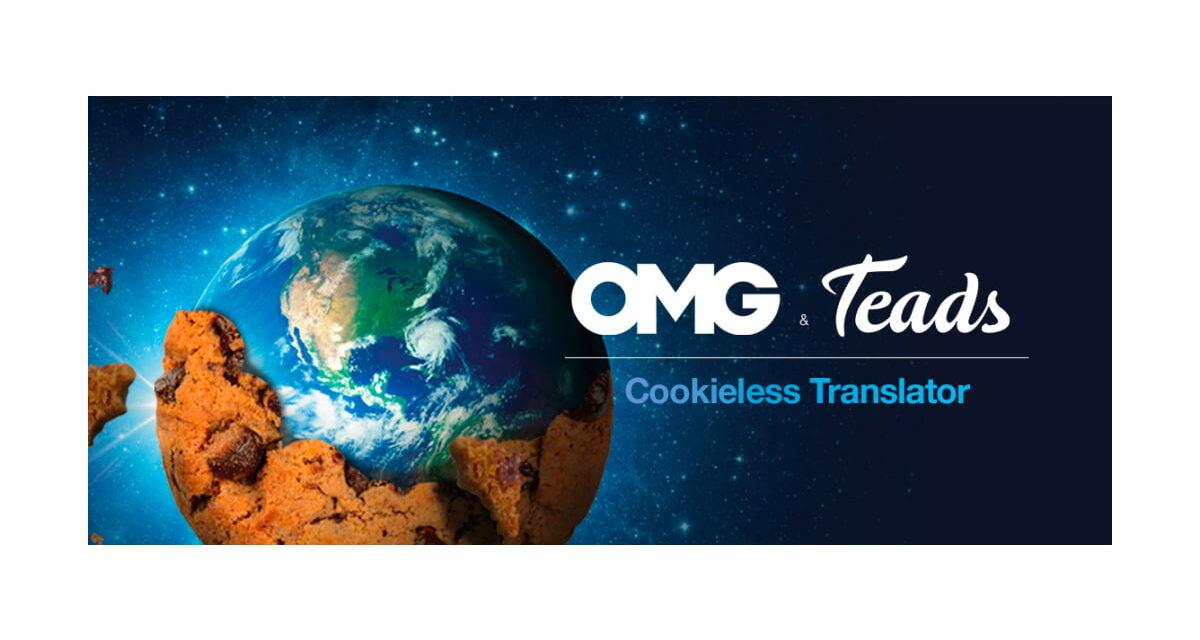 Cookieless Translator : Teads et Omnicom Media Group s'associent