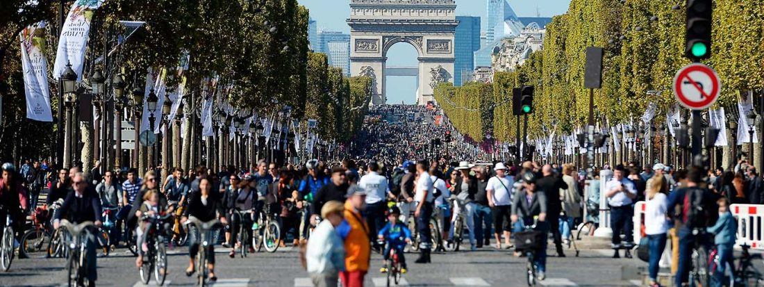 How is the Future of Car-free Cities Envisioned?