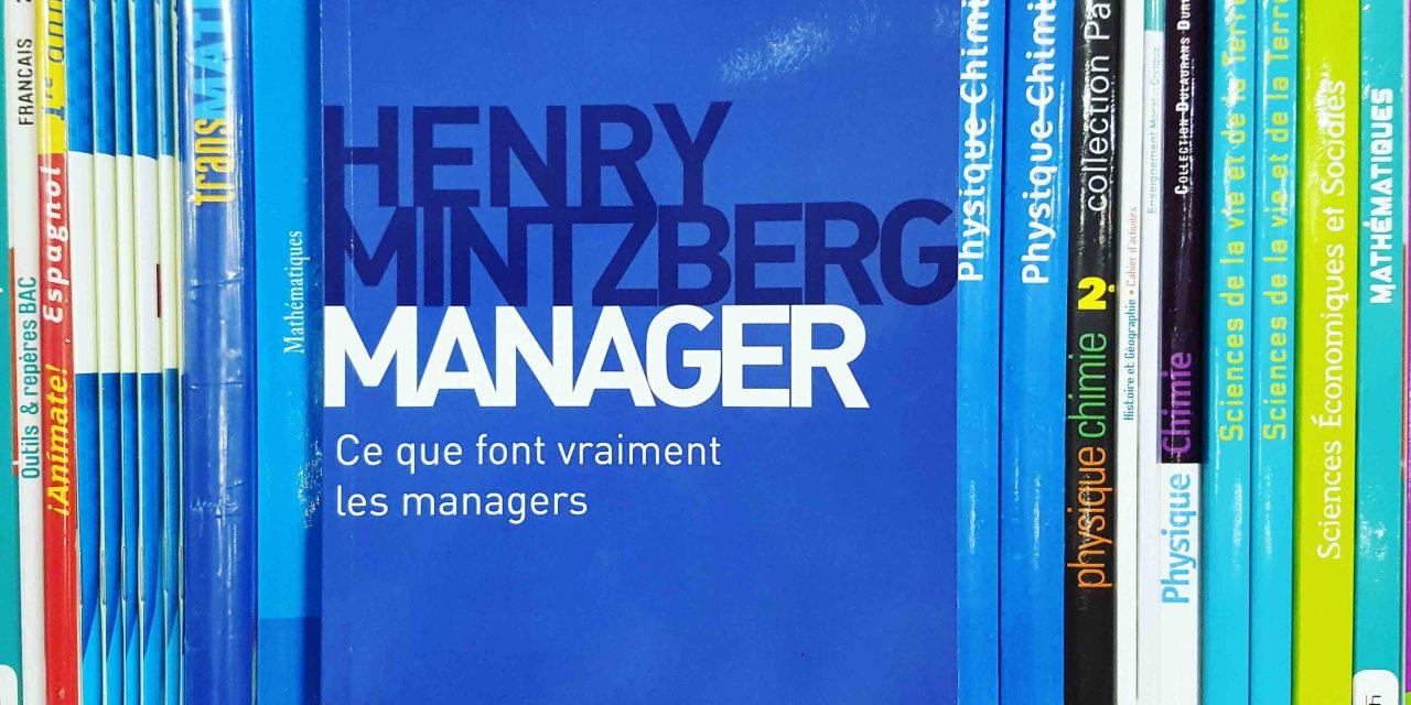 Manager. Ce que font vraiment les managers
