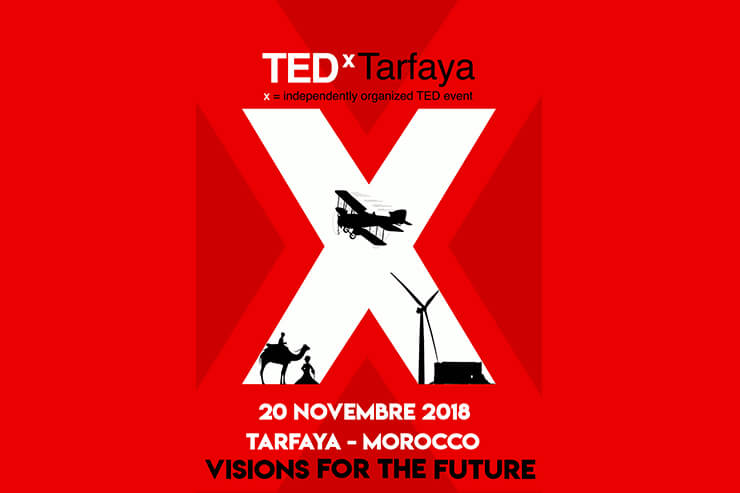 TEDx Tarfaya : Visions pour l'avenir