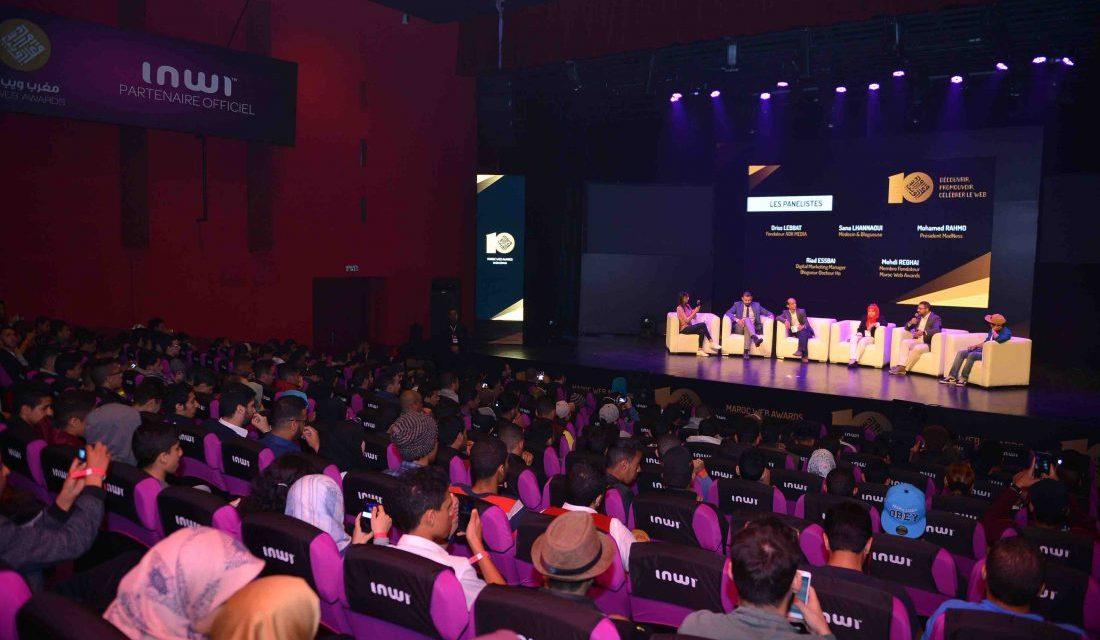 Maroc Web Awards : La liste des gagnants