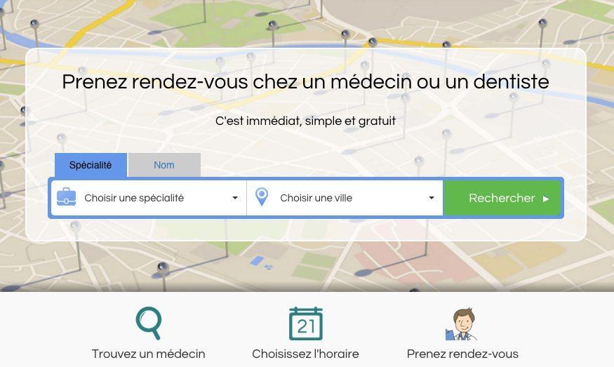 DabaDoc.com : la plateforme qui marche et qui s'exporte