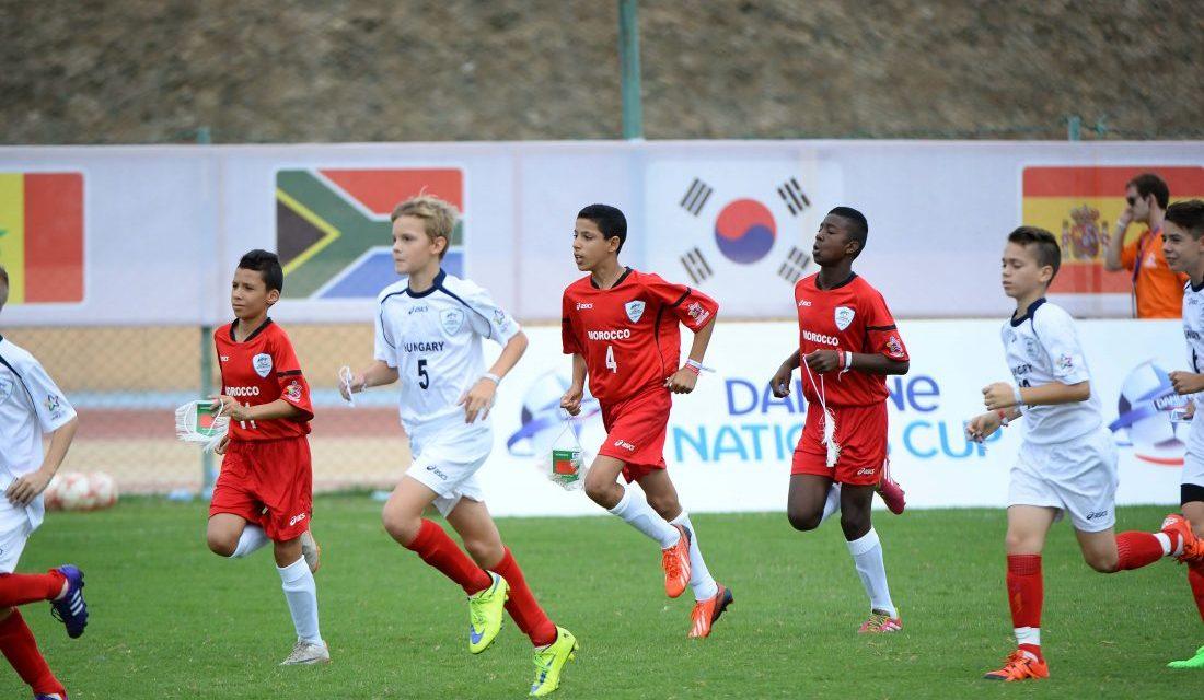 Danone Nations Cup 2015 : Le Maroc qualifié pour le prochain tour