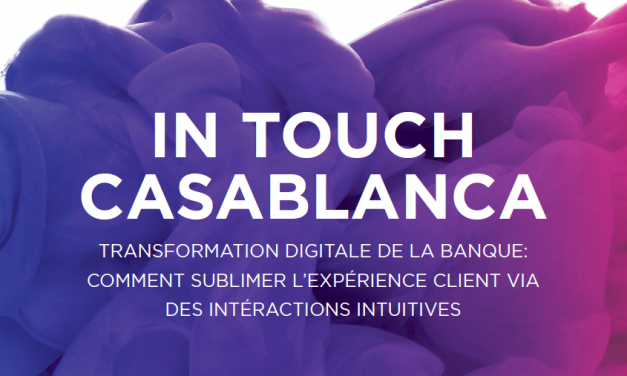 Transformation digitale : In Touch Casablanca