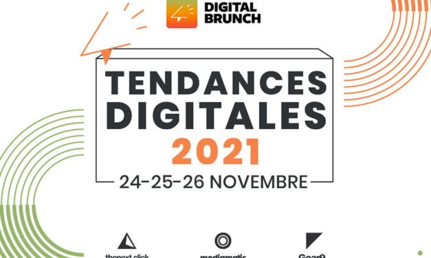Digital Brunch : Tendances Digitales 2021