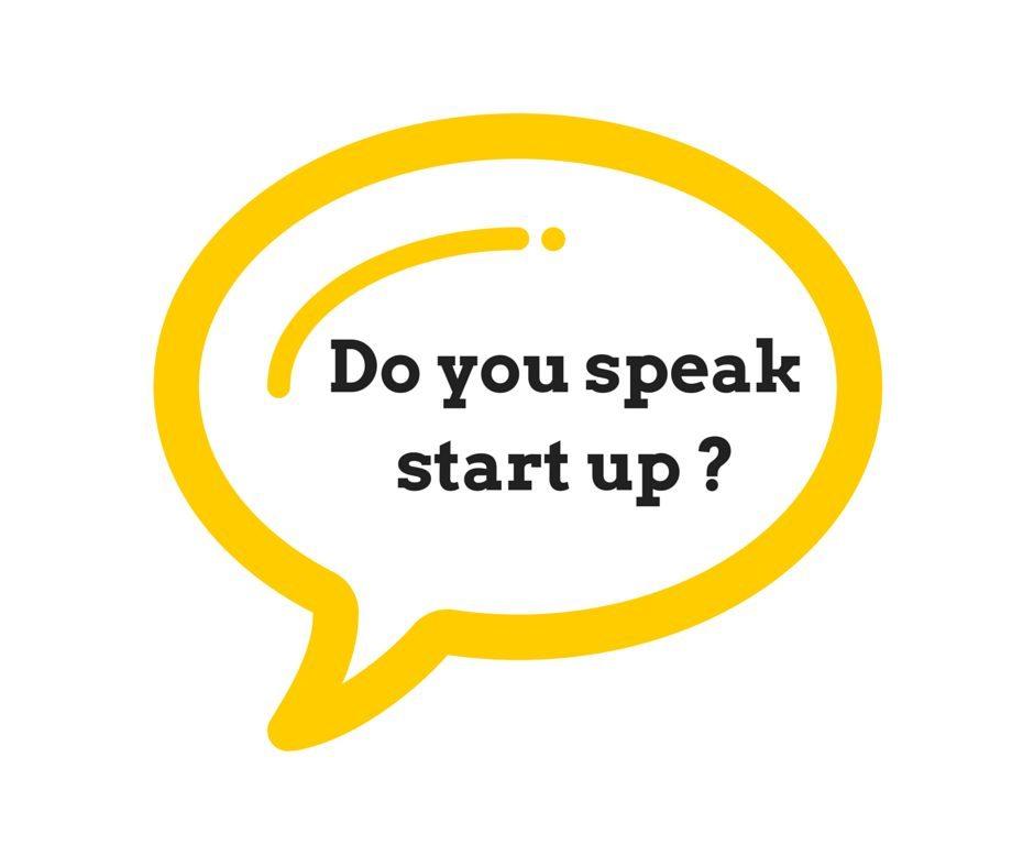 Parlez-vous Start-up ?
