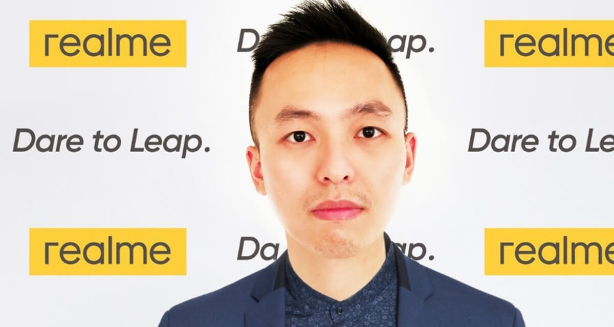 Dong Luo, CEO of realme Morocco