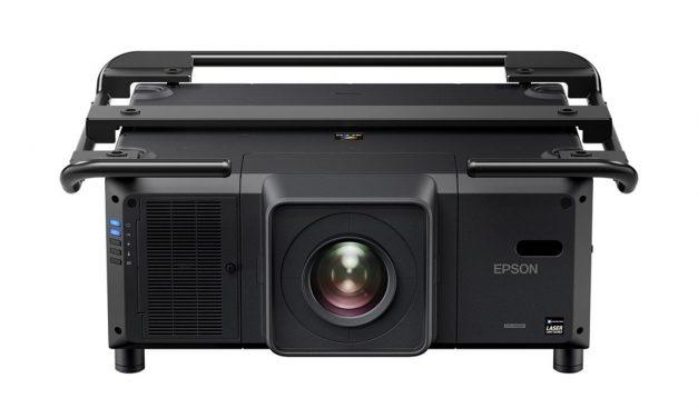 Epson présente le premier projecteur 3LCD laser au monde