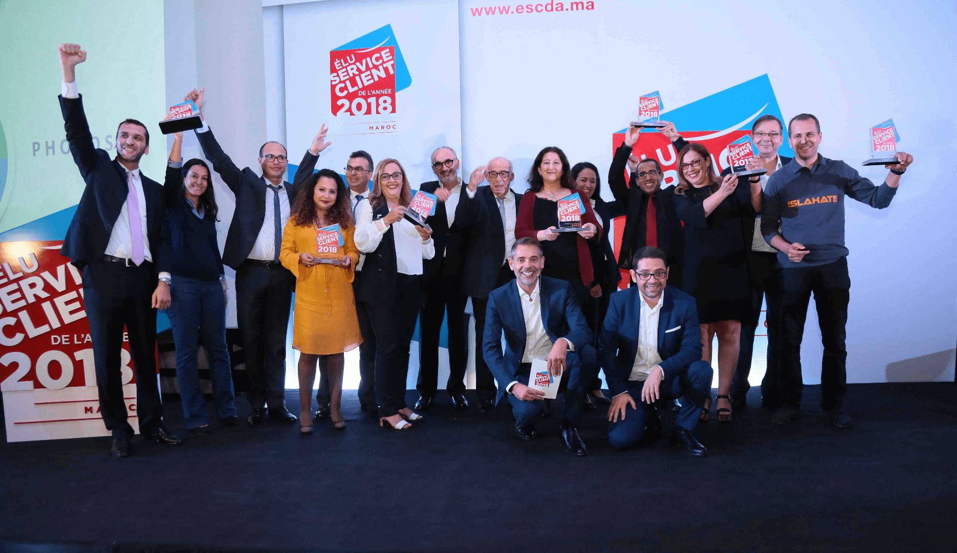 Élu Service Client de l'Année Maroc 2019 : Les inscriptions sont ouvertes