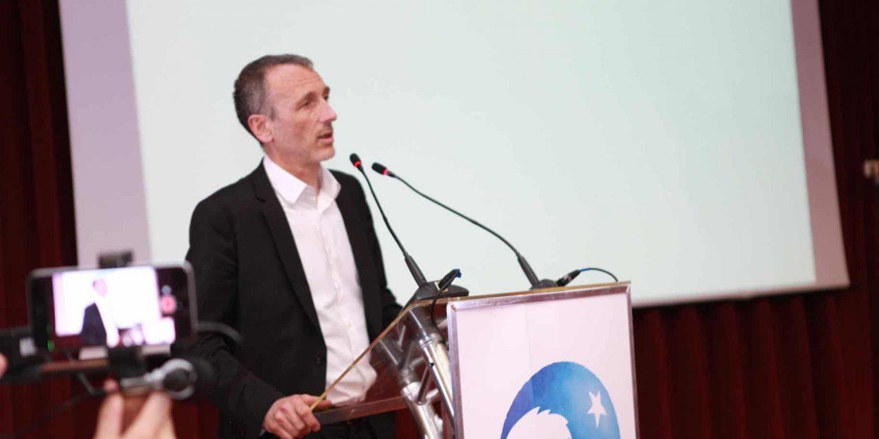 Les engagements d'Emmanuel Faber, PDG de Danone