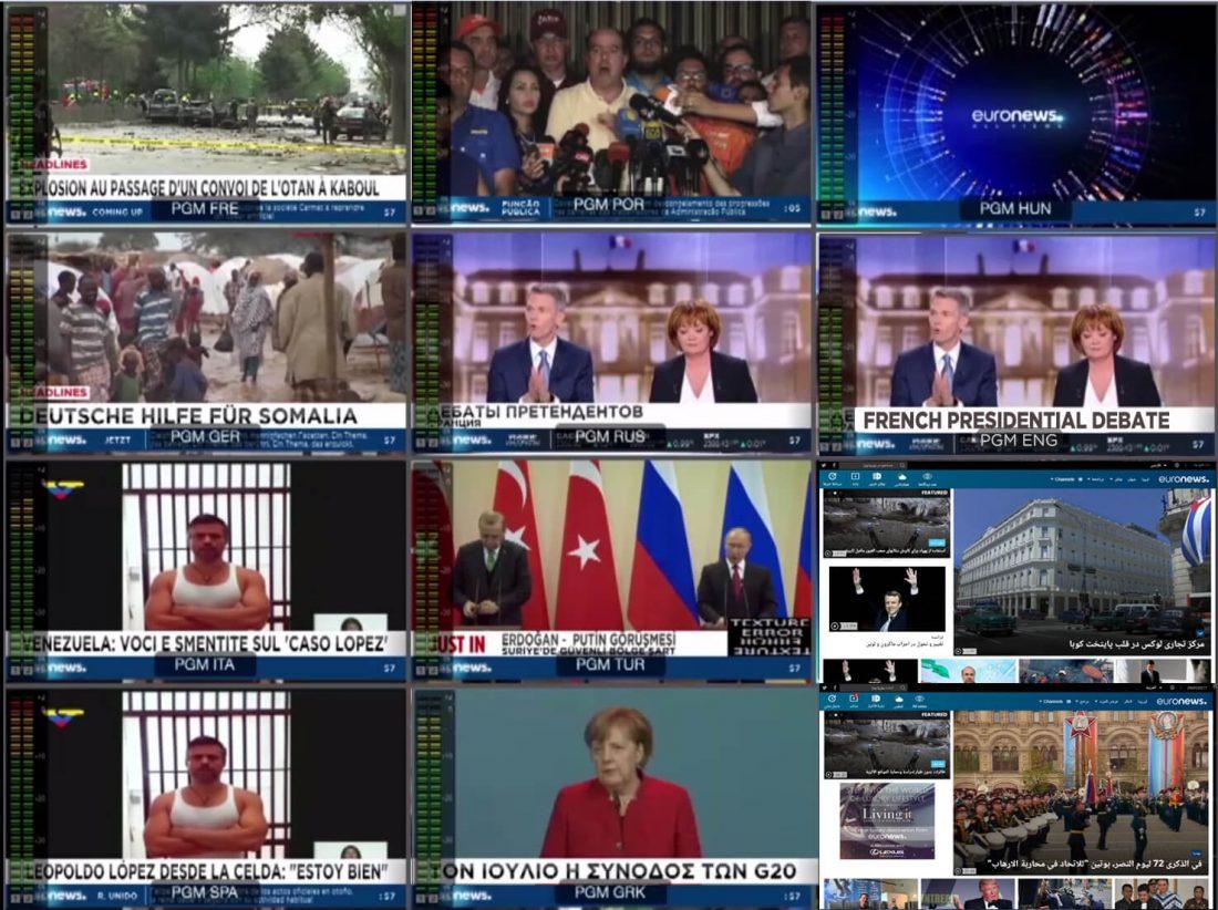 [ Etude de cas ] Euronews réinvente son modèle de média international d'information