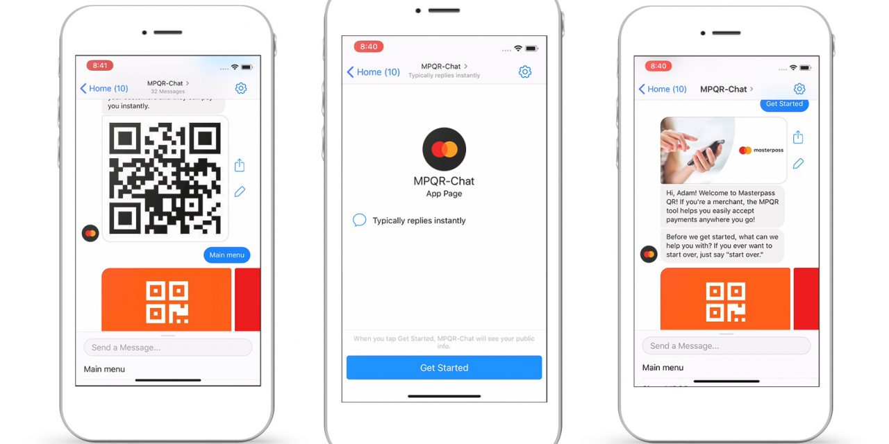 Mastercard utilise Facebook Messenger pour aider les petites entreprises à passer au numérique
