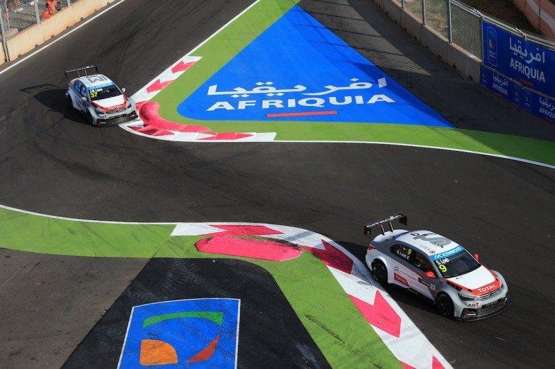 AFRIQUIA, sponsor titre du désormais FIA WTCC AFRIQUIA RACE OF MOROCCO