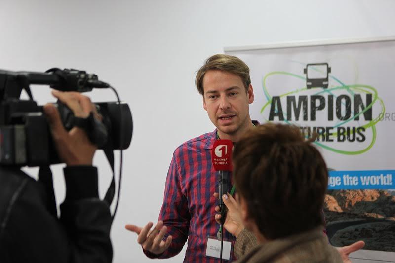 Interview avec Fabian Carlos Guhl, Fondateur d'Ampion