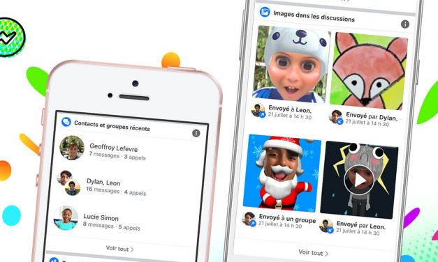 Expansion de Messenger Kids