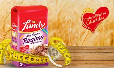 Fandy Maroc Farine lance la farine Spéciale Régime