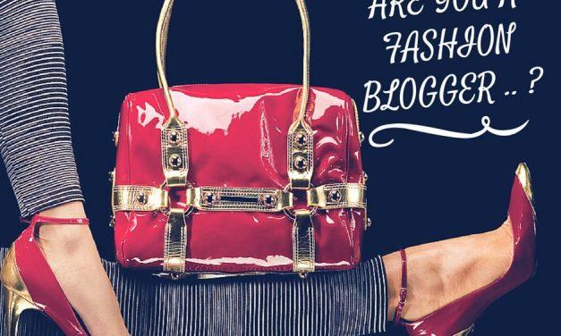 The Fashion Blogging Summit : du 6 au 8 octobre prochains à Marrakech