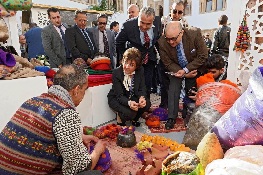 Artisanat du Maroc : Des formations en marketing pour les artisans