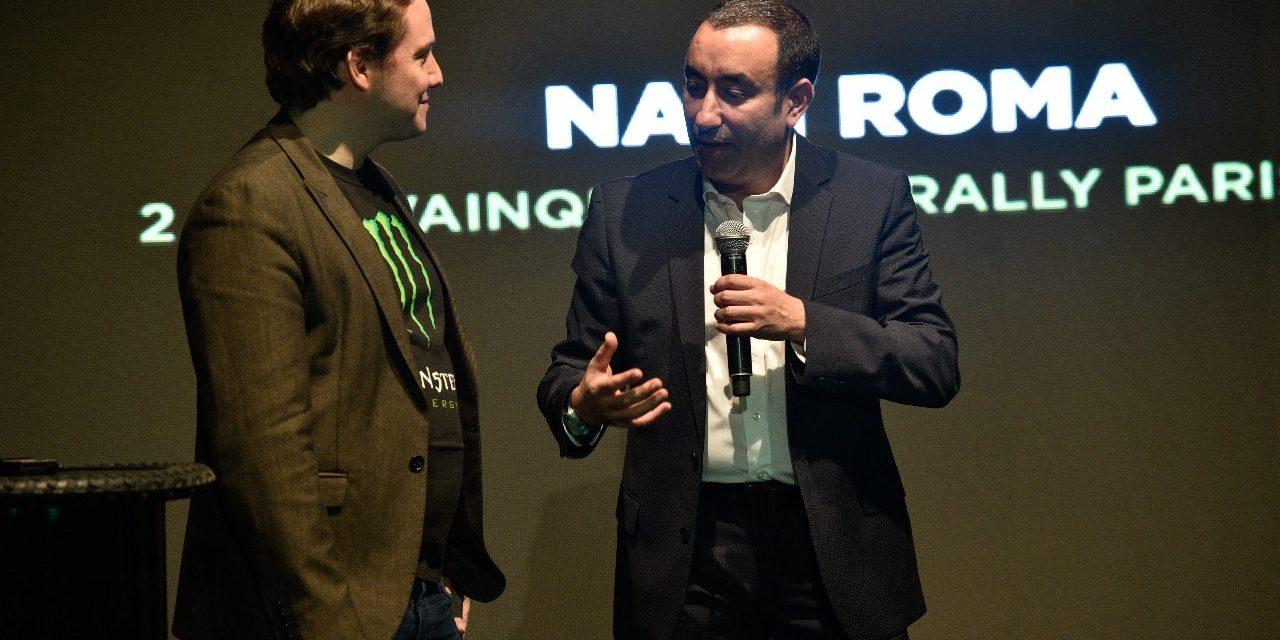 NABC lance la distribution de Monster Energy