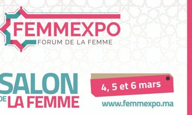 Femmexpo, un forum en l'honneur de la femme marocaine