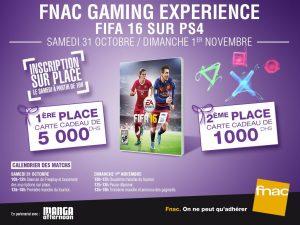 Fnac Gaming Experience