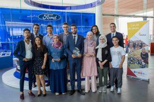 Ford Motor Company Fund Enactus Morocco