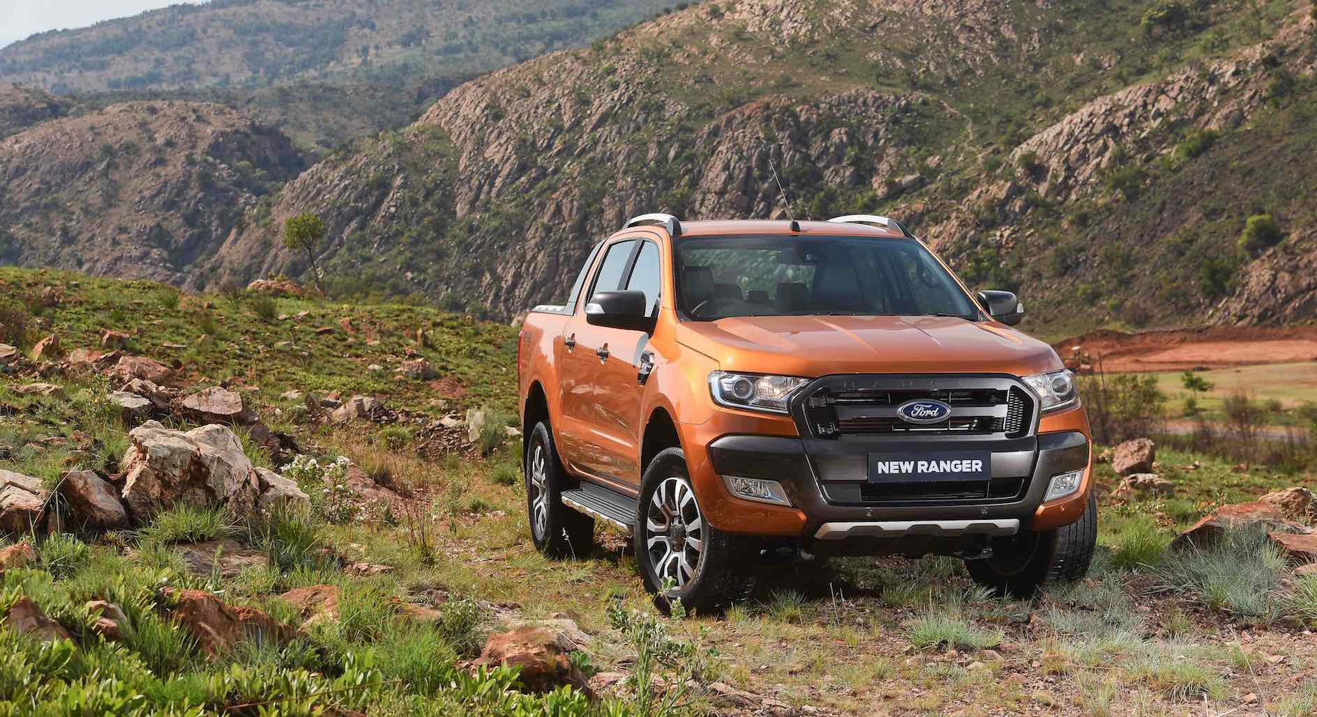 Ford Ranger 2016 Wildtrak