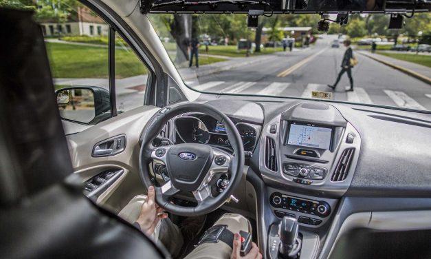 Comment véhicules autonomes et piétons vont-ils communiquer dans le futur ?