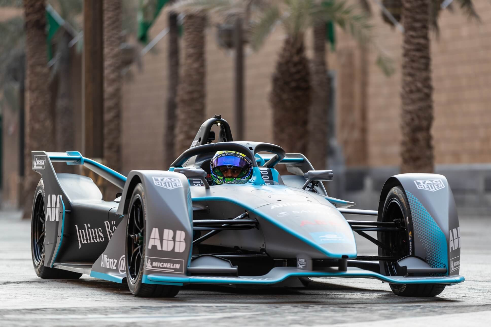 Marrakech Grand Prix : La Formule E en mode Attack