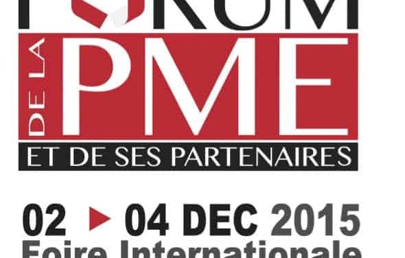 Forum de la PME et de ses partenaires