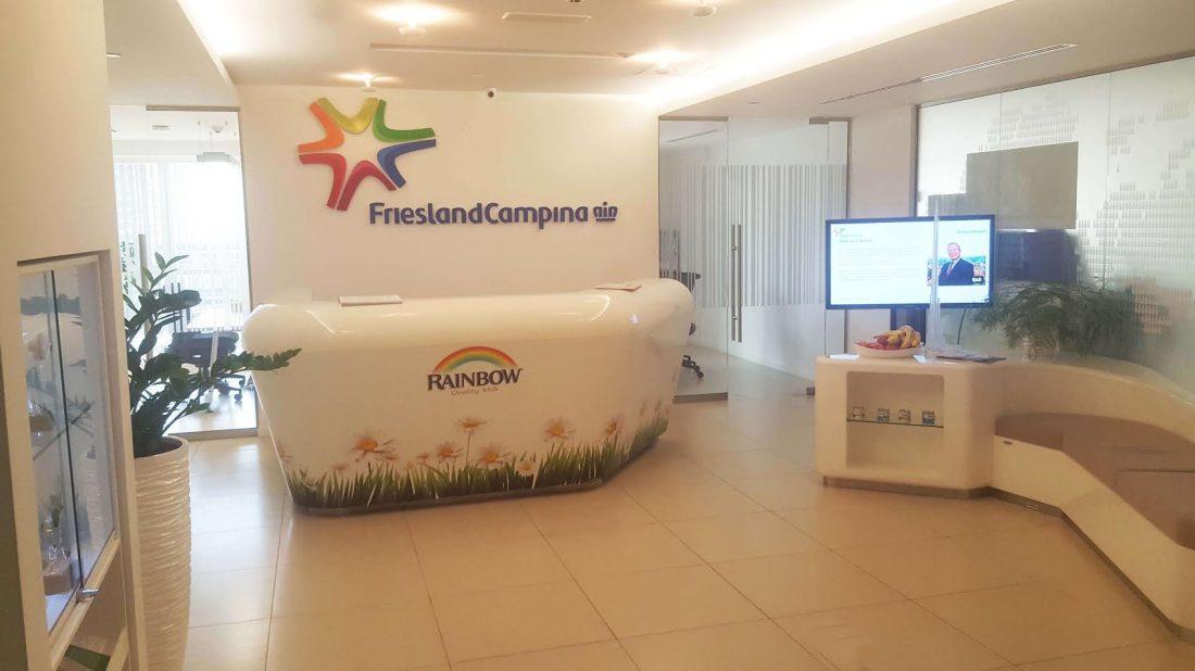 FrieslandCampina Dubai Office