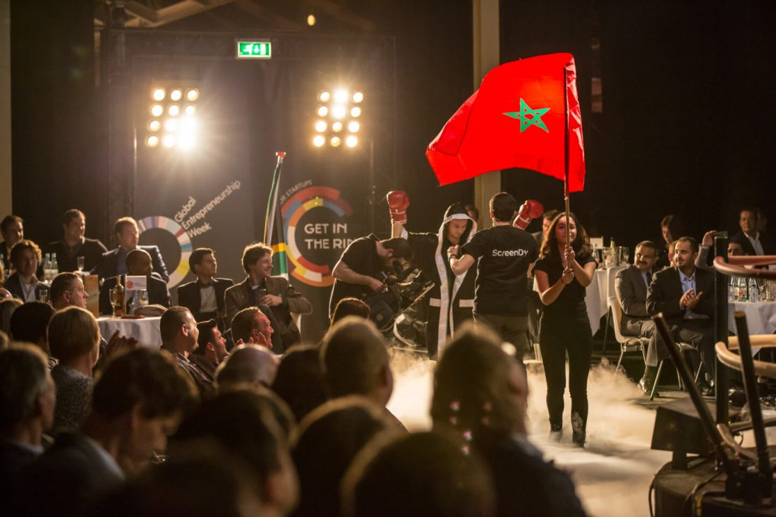 Startup Africa Summit : Pour la 1ère fois au Maroc, la finale africaine de la compétition internationale GET IN THE RING