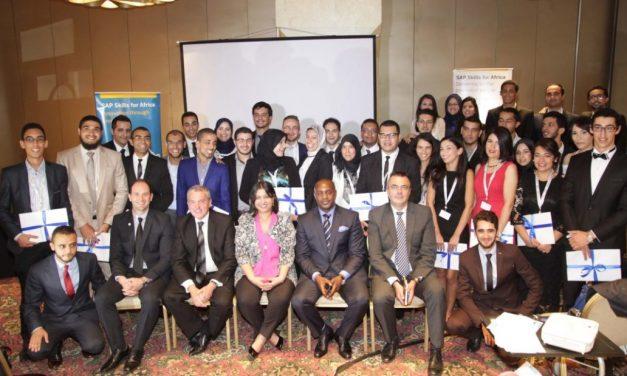 SAP soutient le développement des compétences en Afrique du Nord