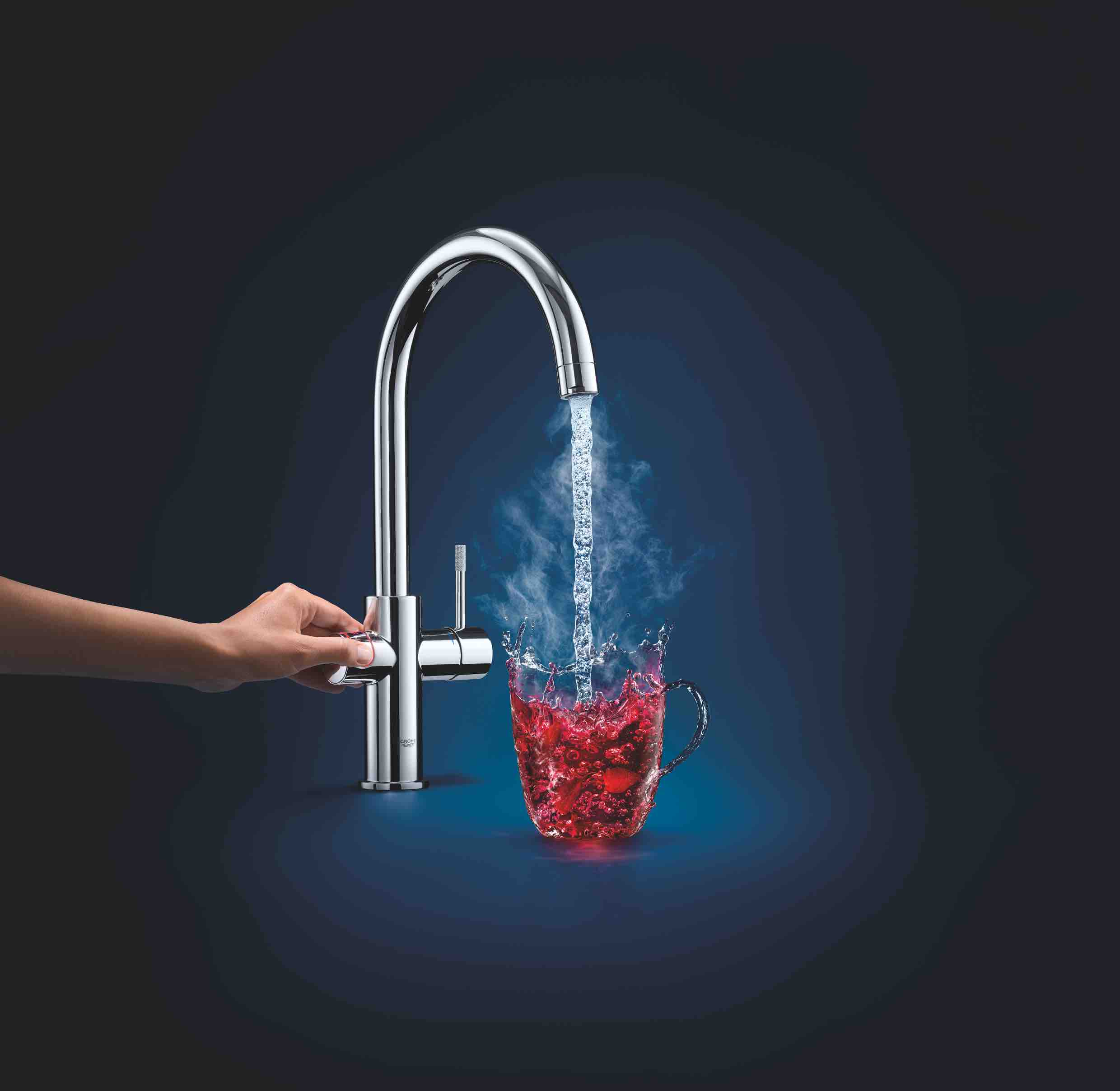 GROHE Red remporte la récompense «Kitchen Innovation of the Year»