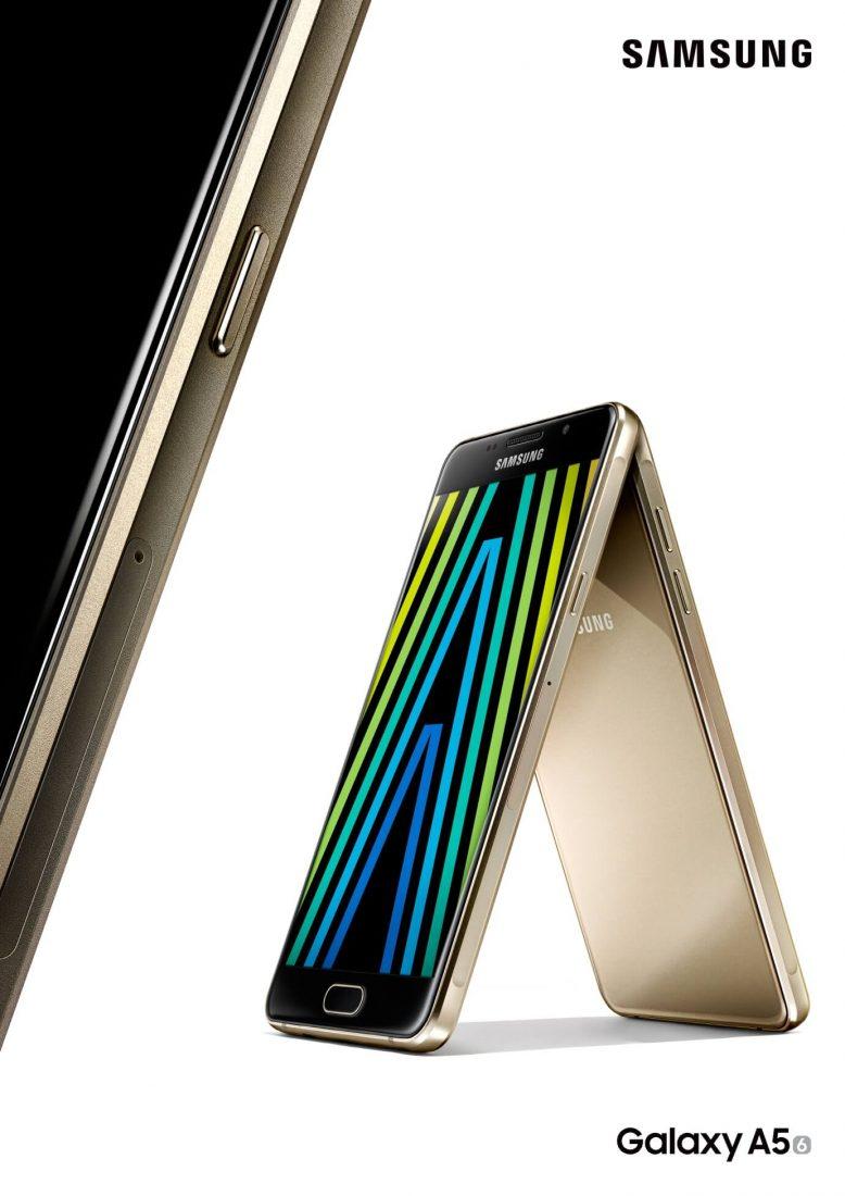 Galaxy A 2016 Gold