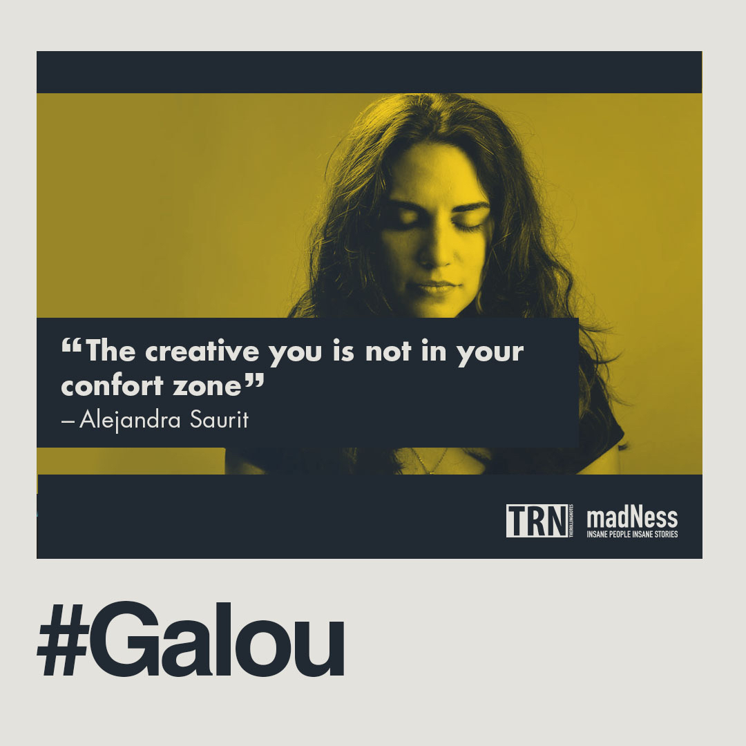 [ Podcast #Galou ] Cassette #4 : Alejandra Saurit