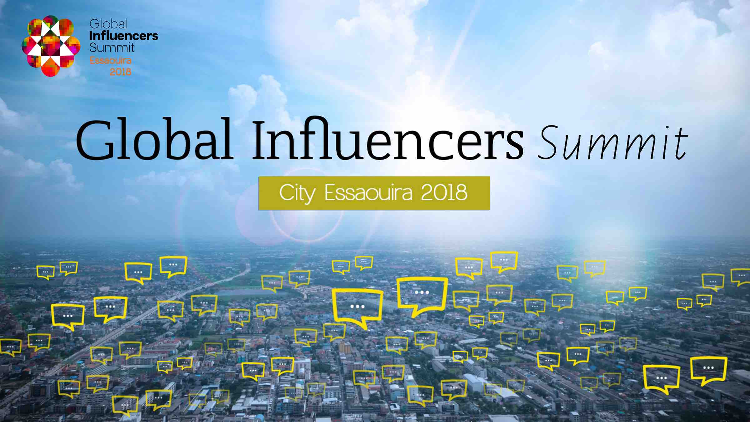 Global Influencers Summit 2018