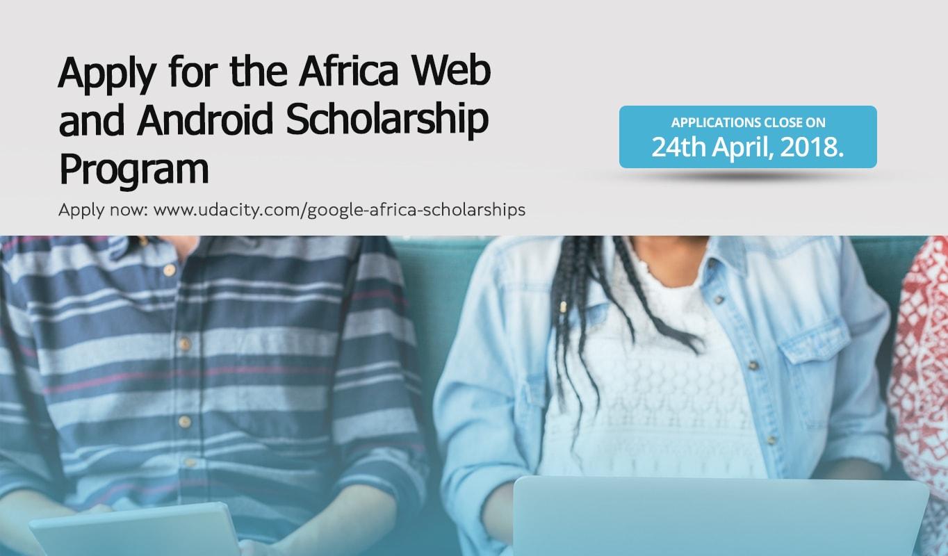 Google Africa Scholarship