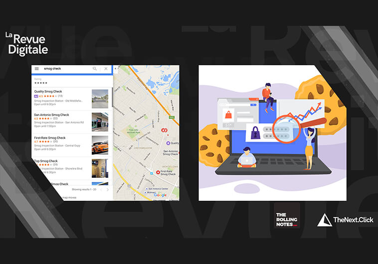 Google Maps, Instagram et Cookies Tiers