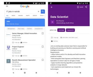 Google Search Jobs Africa
