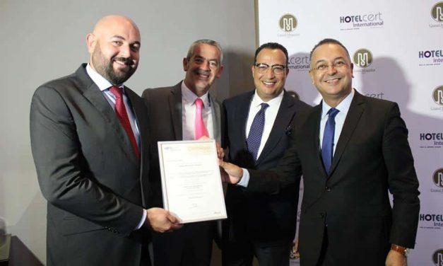 Certification HOTELcert pour le Grand Mogador Tanger : Une première pour l'Afrique
