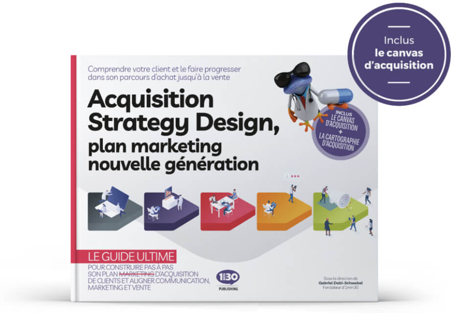 L'Acquisition Strategy Design, plan marketing nouvelle génération