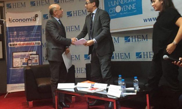 Partenariat entre HEM et L'Association Marocaine du Marketing et de la Communication
