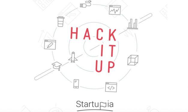 [ #Startupia ] Hack it UP : HACKnSLASH est de retour