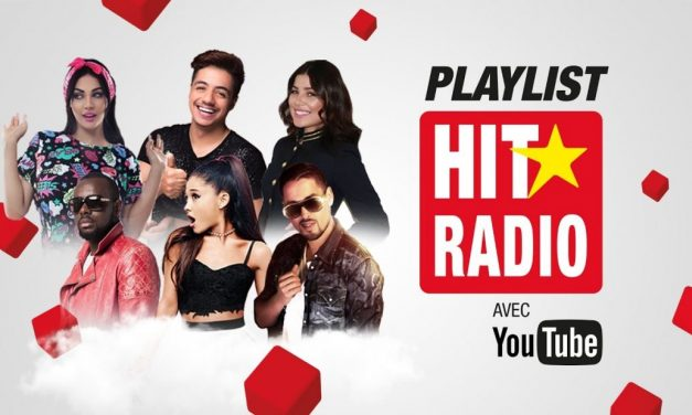 Hit Radio s'associe à YouTube